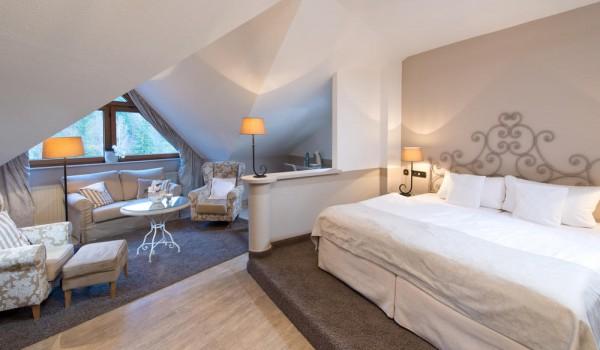 Romantischer winkel spa wellness resort bad sachsa germany for Room spa bad